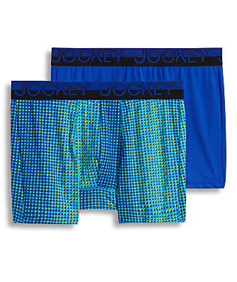 Jockey Sport Mesh Boxer Brief 2-Pack