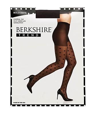Berkshire Bold Dots Control Top Pantyhose