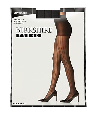 Berkshire City Cable Control Top Pantyhose