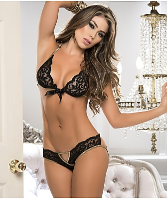 Mapalé Lace Wireless Bra Set