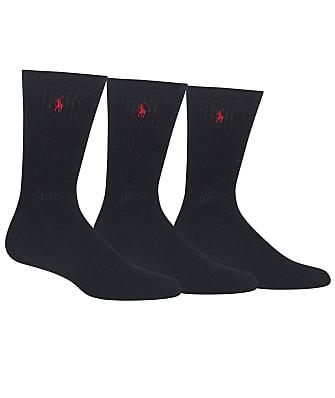 Polo Ralph Lauren Big & Tall Classic Sport Crew Socks 3-Pack