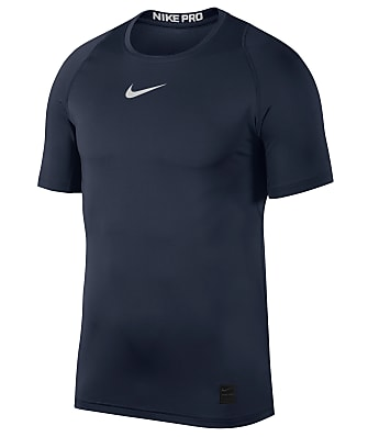 Nike Pro Mesh Fitted T-Shirt
