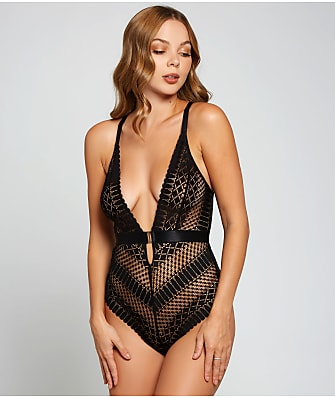 iCollection Hazlet Lace Teddy