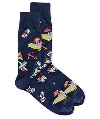 Polo Ralph Lauren Bearwaiian Crew Socks
