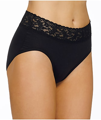Hanky Panky Organic Cotton Brief Plus Size