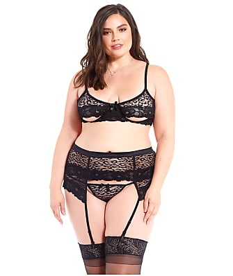 4eff007477d2 Plus Size Lingerie: Sexy Lingerie for Curvy Women | Bare Necessities