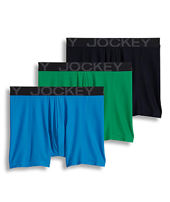 Jockey Active Mesh Boxer Brief 3-Pack