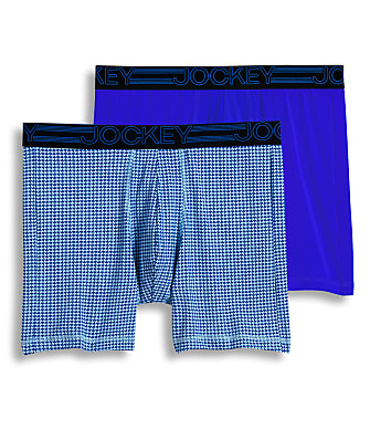 Jockey Midway Active Boxer Brief Big Man 2-Pack