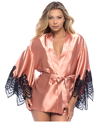 Oh La La Cheri Coco Satin Robe
