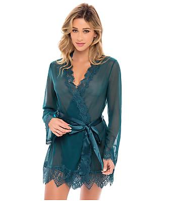 Oh Là Là Chéri   Provence Eyelash Lace Robe Set
