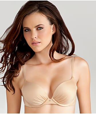 Maidenform Comfort Devotion Plunge Push-Up Bra