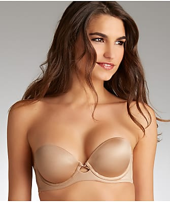 Maidenform Natural Boost Strapless Convertible Bra