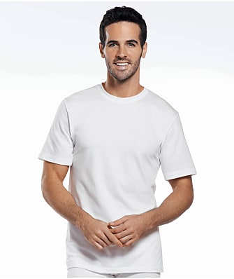 Jockey Big Man Crew Neck T-Shirt 2-Pack