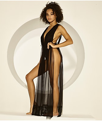Jezebel Jennifer Mesh Nightgown