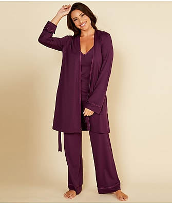 Cosabella Bella Curvy Knit Robe Set