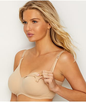 Anita Basic Wire-Free Full Cup Nursing Bra