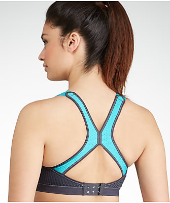 Criss-Cross Sports Bra: Antia DynamixStar