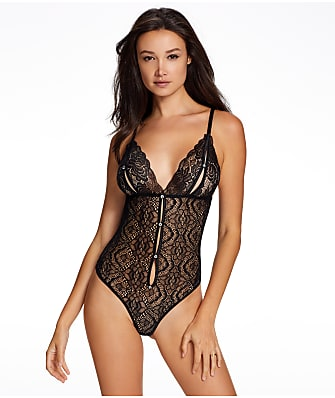 Ann Summers Aveline Crotchless Teddy