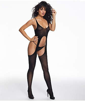 Ann Summers Cayenne Exposed Bodystocking