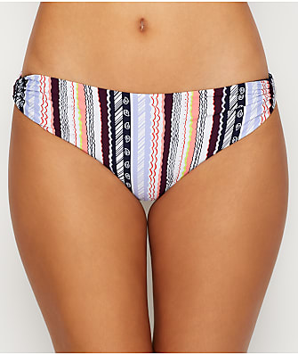 Anne Cole Signature Stormy Seas Twist Bikini Bottom