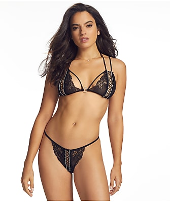 Ann Summers Set The Lace Crotchless Set