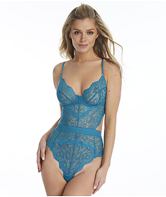 Ann Summers Hold Me Tight Lace Teddy