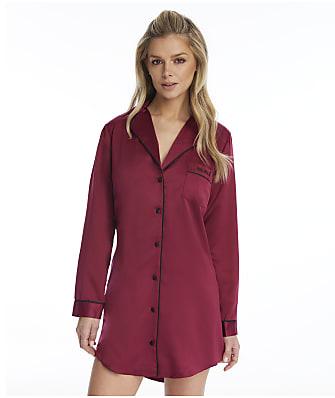 Ann Summers Girl Boss Satin Sleep Shirt