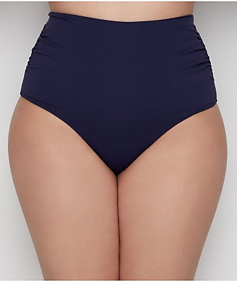 Anne Cole Signature Plus Size Live In Color Convertible Bikini Bottom