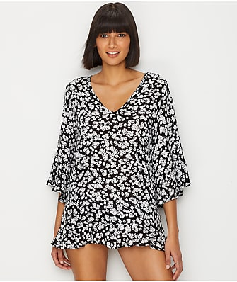 2c005138202d1 Anne Cole Signature Itsy Bitsy Ditsy Swim Cover-Up