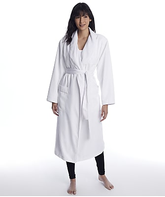 Arlotta Microfiber Plush-Lined Spa Robe