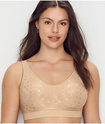Bali Comfort Revolution Smart Sizes Bralette