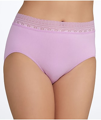 Bali Comfort Revolution Lace Brief