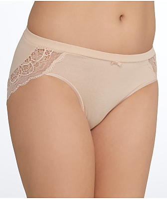 Bali Lace Desire Cotton Hipster
