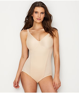 3919f7087d Bali Passion For Comfort Firm Control Bodysuit
