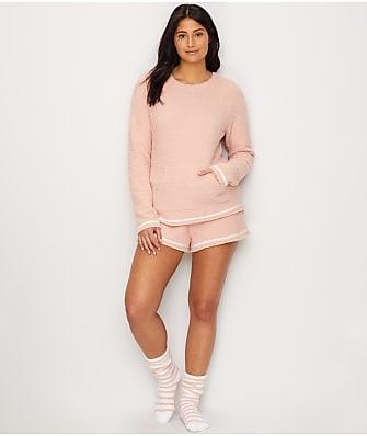 Barefoot Dreams CozyChic Pajama & Sock Set