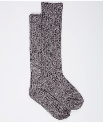 Barefoot Dreams Cozychic Ribbed Plush Socks