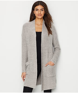 Barefoot Dreams CozyChic Lite® Long Weekend Cardi
