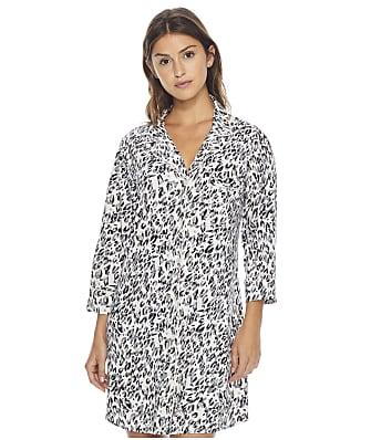 Bare Necessities Cool Jade Light Nights Sleepshirt
