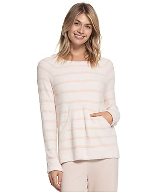 Barefoot Dreams Cozychic Lite Striped Pullover