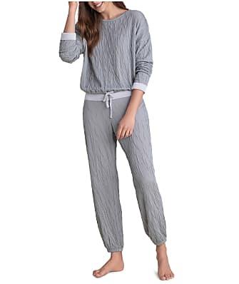 Barefoot Dreams Malibu Crinkle Knit Lounge Set