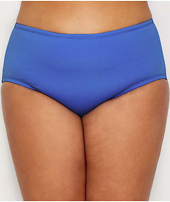 Beach House Plus Size Paloma Beach High-Waist Bikini Bottom