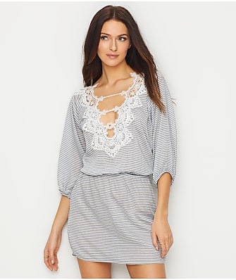Becca Nantucket Cover-Up Swim Dress
