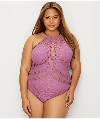 BECCA ETC Plus Size Color Play One-Piece