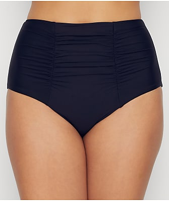 Becca Color Code Vintage High-Waist Bikini Bottom