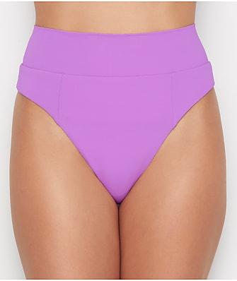 Becca Color Code High-Waist Bikini Bottom