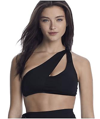 Becca Color Code Sadie Asymmetrical Bikini Top
