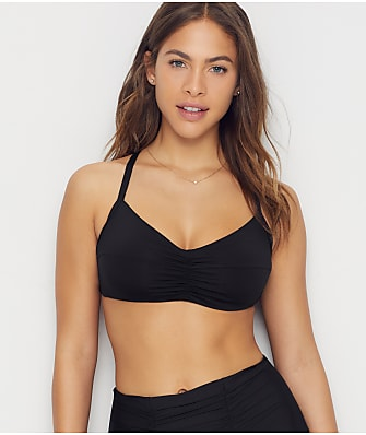 Becca Color Code Underwire Bikini Top D-F Cups