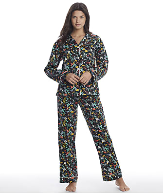 Bedhead Artist Garden Woven Pajama Set