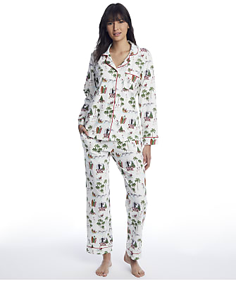 Bedhead Warm Wishes Knit Pajama Set