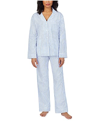 Bedhead Blue 3D Stripe Woven Pajama Set